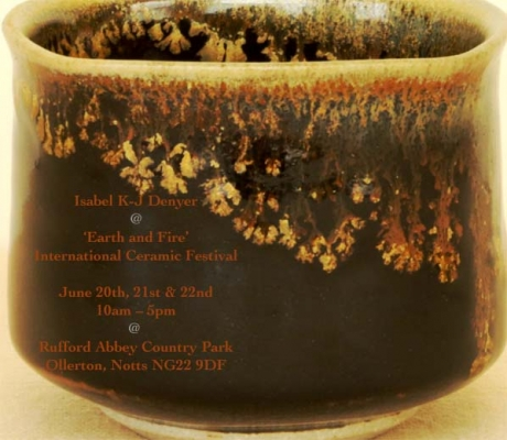 Earth & Fire, Ceramic Fair at Rufford, Nottinghamshire - image